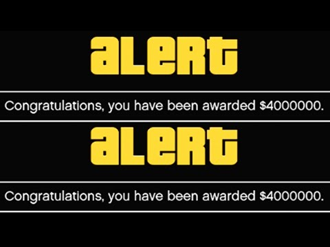 HOW TO GET $4,000,000 FOR FREE IN GTA 5! (GTA 5 ONLINE)