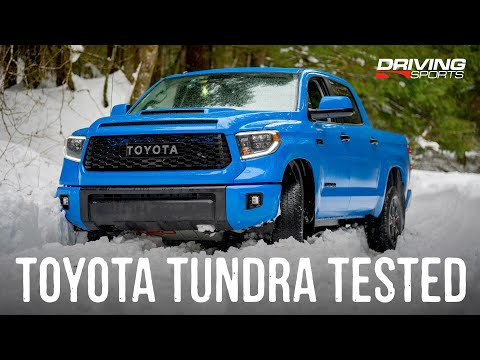 2019 Toyota Tundra TRD PRO CrewMax 4x4 Reviewed