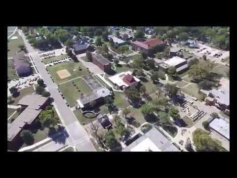 Lindsborg, Kansas Drone Flight