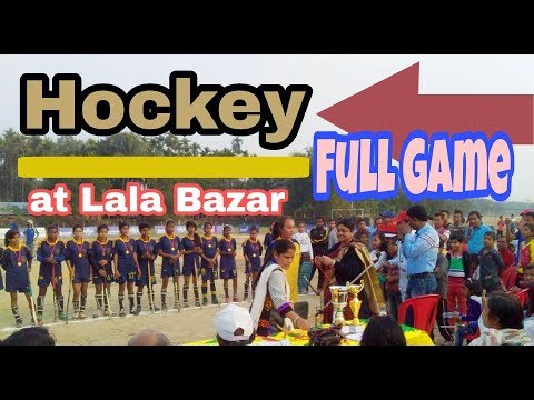 Silchar v Hailakandi Women's Hockey Full Game -Part 2 (26th January) 2018 by lala multimedia