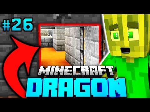 Die TÜR ist OFFEN GEBLIEBEN?! - Minecraft Dragon #26 [Deutsch/HD]
