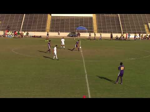 Jacksonville College Men´s Soccer x Paris Junior College 10 13 2017