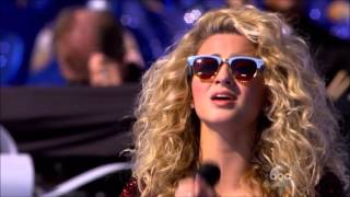 Tori Kelly Winter Wonderland