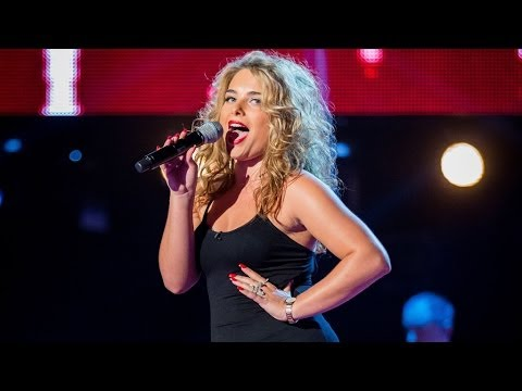 Jade Mayjean Peters performs 'Sweet About Me' - The Voice UK 2014: Blind Auditions 5 - BBC One