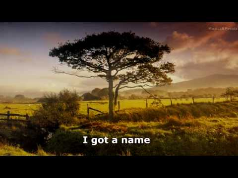 Jim Croce - I Got A Name Lyrics (Logan)