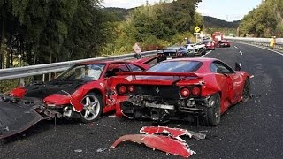 Car Crash compilation 2015 June USA - Accidents caught on camera