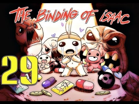 The Binding of Isaac : Wrath of the Lamb #29 [PINKING SHEARS ENORME !]