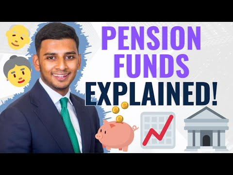 What Is A Pension Fund?