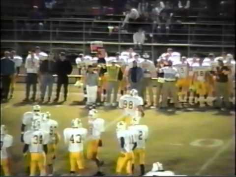 Hutchinson CC, KS vs Garden City CC, KS 1st Half 1993
