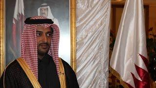 احتفال سفارة قطر لدى الاردن بذكرى اليوم الوطني