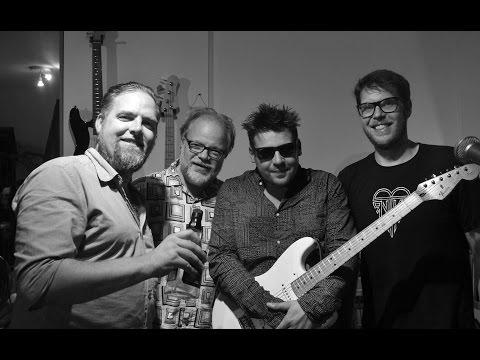 10'ke's Attic - Ryan Lamb & the Bearded Blues Brothers - 22 August 2016