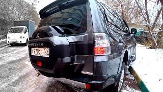 Отзыв владельца Mitsubishi Pajero 4 2015 года выпуска