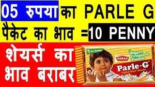 10 PENNY शेयर्स का भाव बराबर PARLE G का पैकेट | Penny Shares In India 2020 | Penny Shares To Buy