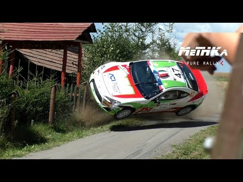 ERC Rally Rzeszow 2017 | BIG CRASH | BOTTARELLI / FENOLI