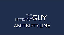 The Migraine Guy - Amitriptyline