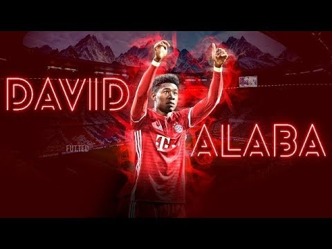 David Alaba- The Irreplaceable left back- skills,goals and assists 2018