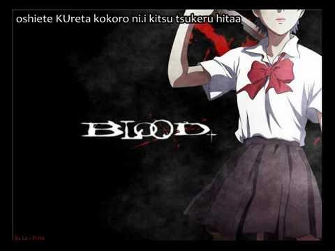 Op 3 De ''blood+ Con Lyrics''