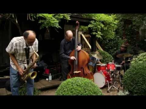 Daniel Carter, Todd Nicholson, Newman Taylor Baker - at 6BC Gardens, NYC - Sep 27 2015