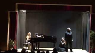 "Elena GABOURI - Ignacio ENCINAS - Duet Santuzza-Turiddu ""No, no, Turiddu, rimani ancora"""