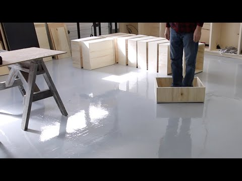How to build rock solid plywood drawers