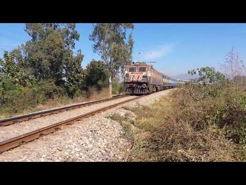 Kalka Ambala Passenger With LDH Wag- 7