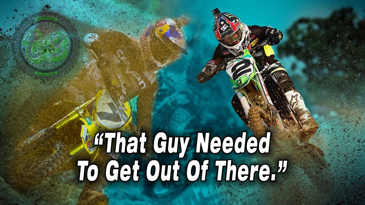"""""""Villopoto Retired Too Soon and Stewart Retired Too Late."""""""