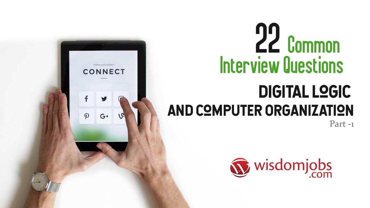 TOP 250+ Digital Logic and Computer Organization Interview