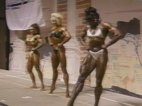 1997 NPC USA WOMENS BODYBUILDING CHAMPIONSHIPS