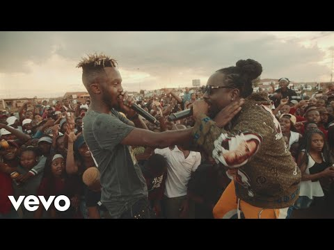 Kwesta - Spirit ft. Wale