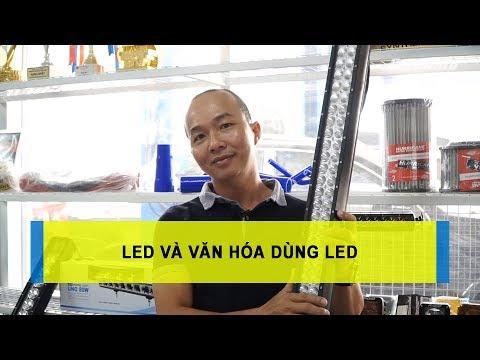 Các loại đèn LED ô tô và văn hóa dùng LED  | CafeAuto