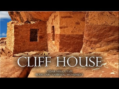 Cliff House Cedar Mesa Utah Bears Ears National Monument