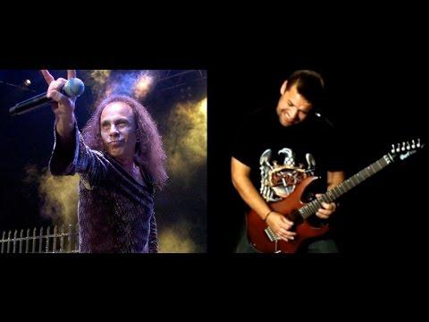 Dio - Holy Diver (AULA GRATUITA) Aula de Guitarra - Cordas e Música