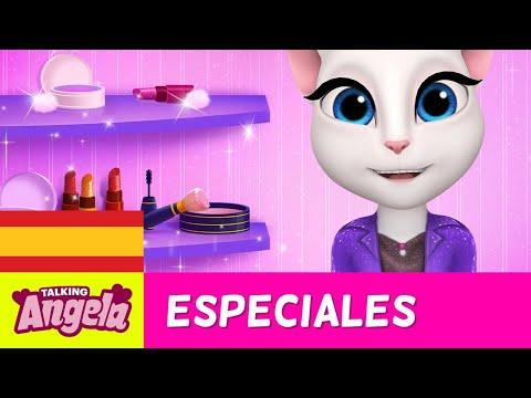 Talking Angela - Maquíllate en un minuto - Desafío 💖