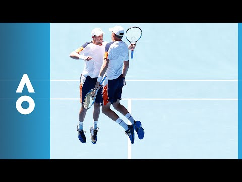 The best doubles rally you'll see this year | Australian Open 2018