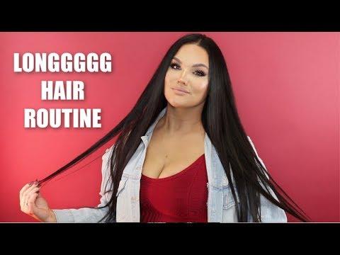 hair-routine-for-long-hair