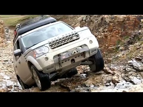 Land Rover Expedition America: Crossing the USA Off-Road