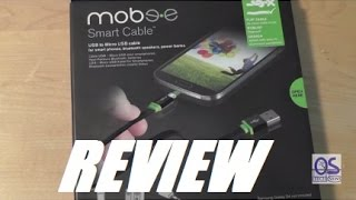 REVIEW: Mobee Smart Cable (microUSB) Android/Windows