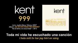 """KENT — """"999"""" (Subtítulos Español - Sueco)"""