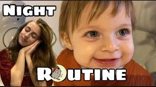 Night routine maman & bébé ✨