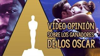 OSCARS 2017. Mi opinión sobre los premios, películas nominadas y la gala de Moonlight vs La La Land