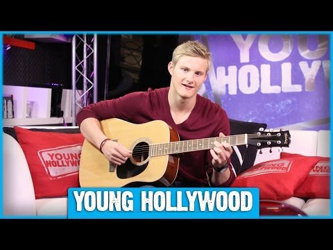 Alexander Ludwig Talks VIKINGS & Shows Off Musical Talents ...