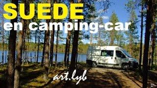 SUEDE en Camping-car@art lyb