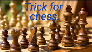 Awesome tricks of chess which help you to win the match in just 4-5 moves.