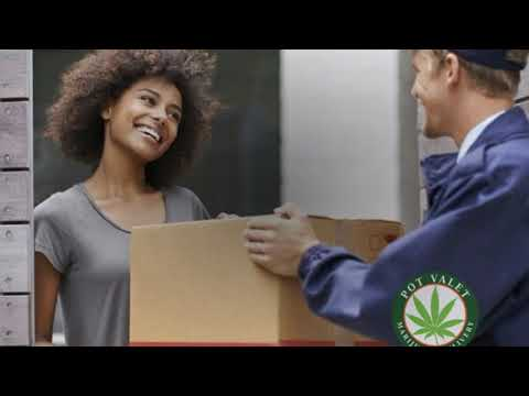 Pot Valet Marijuana Delivery Song and Video