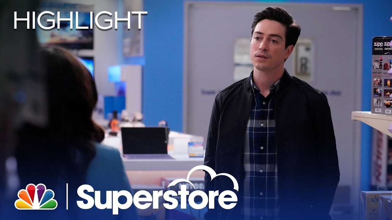 Download Jonah Stuns Amy with a Surprise Decision - Superstore