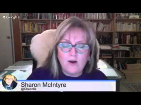 Conference Board of Canada Hangout | Sharon McIntyre