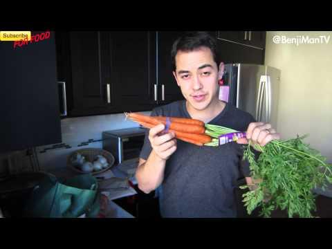 Grocery List (Co Op Shopping for Healthy Food)- BenjiManTV