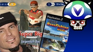 "[Vinesauce] Joel - ""Boring"" PS2 Fishing Games: Sega Bass Fishing Duel"