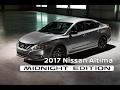Nissan Altima Midnight Edition 2017