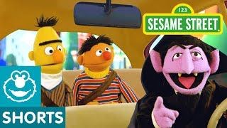 Sesame Street: Bert and Ernie Play Name that Animal | Car Game #3
